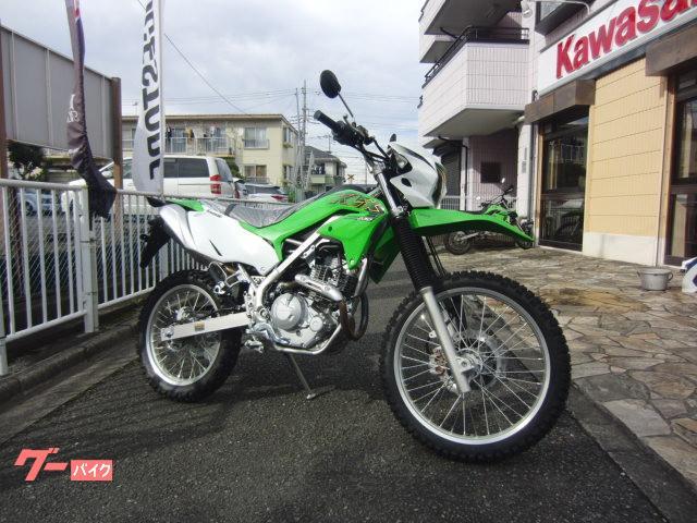 カワサキ KLX230 2020年モデルの画像(東京都