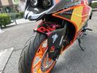 KTM RC125 正規車輌の画像(東京都