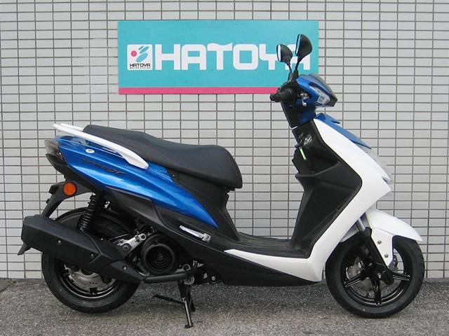 ヤマハ シグナスX FI スポーティ 台湾モデル 前後ディスクブレーキの画像(埼玉県