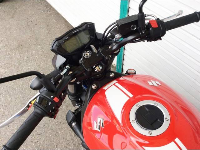 スズキ SV650 ABSの画像(埼玉県