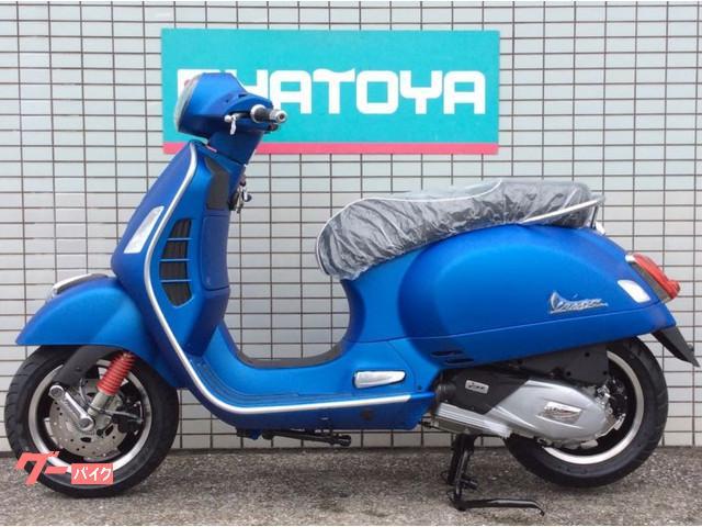 VESPA GTSスーパー150の画像(埼玉県