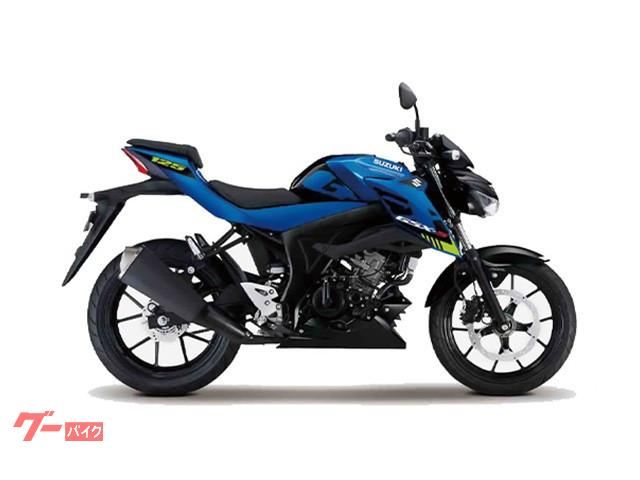 GSX−S125 2021年モデル