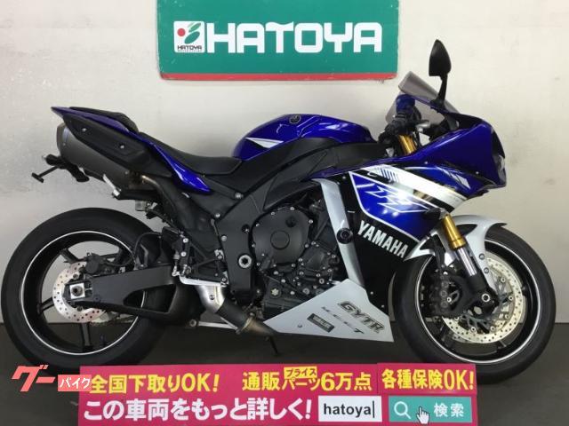 YZF−R1 逆輸入モデル・フェンダーレス・純正オプションスライダー・ヘルメットホルダー