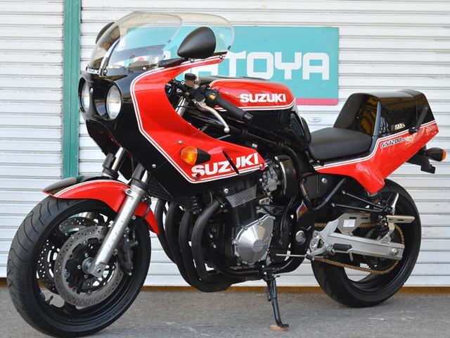 スズキ GS1200SS ヨシムラ製モナカの画像(埼玉県
