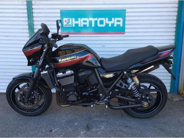 カワサキ ZRX1200 DAEGの画像(埼玉県
