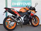 ホンダ CBR250R ABS ETC モリワキマフラーの画像(埼玉県
