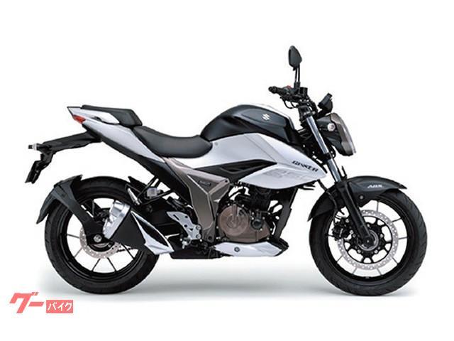 GIXXER 250 2020年モデル