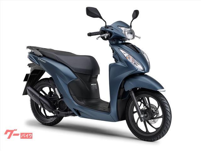 Dio110 マットスターリーブルーメタリック 2021年モデル