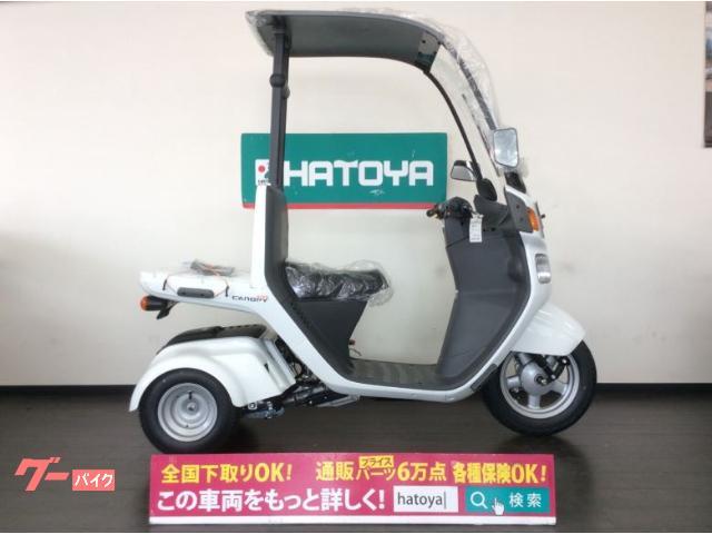 ジャイロキャノピー 2020年モデル
