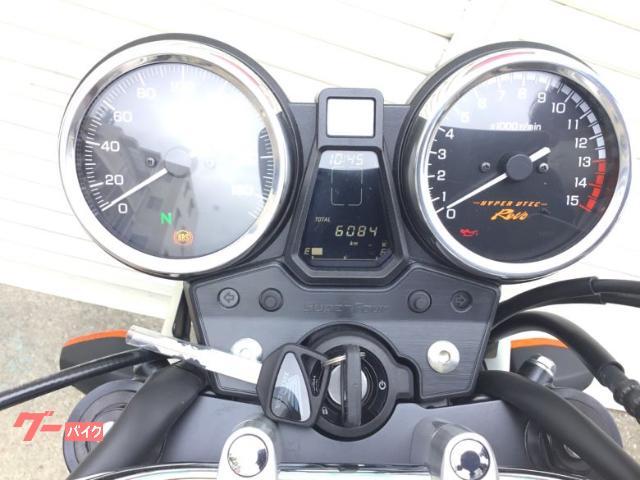 ホンダ CB400Super Four VTEC Revo 2020年受注期間限定特別仕様車 純正アラーム フェンレス EGガード装備の画像(埼玉県