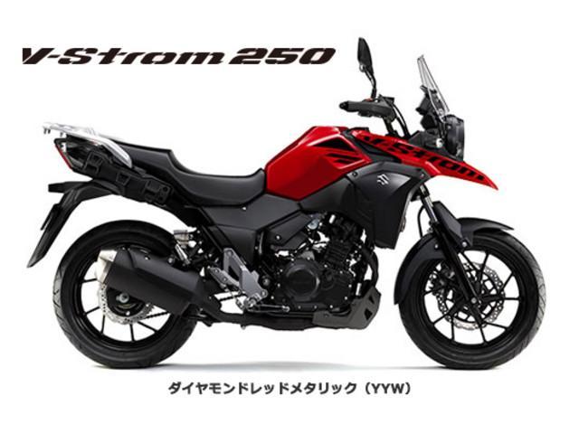 スズキ V-ストローム250の画像(埼玉県