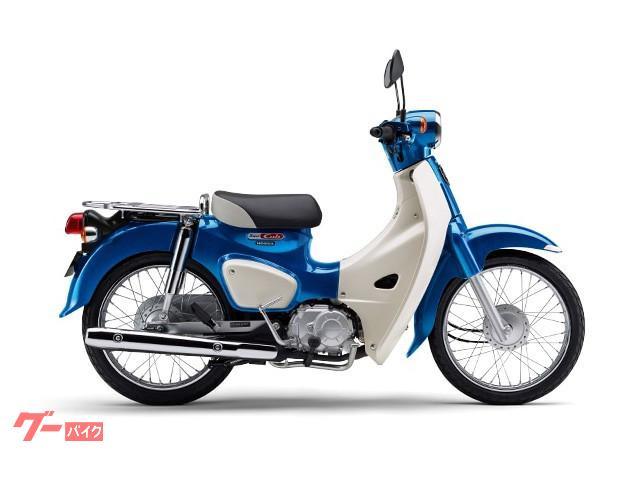 スーパーカブ110 2020年モデル