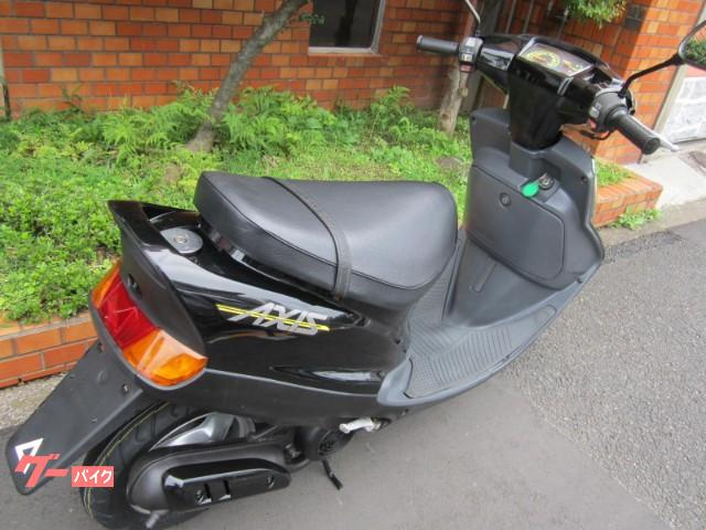 ヤマハ AXIS90 各所分解整備 タイヤ駆動系他消耗品フルチェンジの画像(東京都