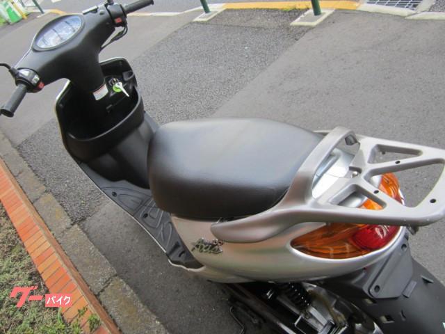 ヤマハ グランドAXIS100 ジツソウコウメーター 駆動系タイヤ他消耗品フルチェンジの画像(東京都