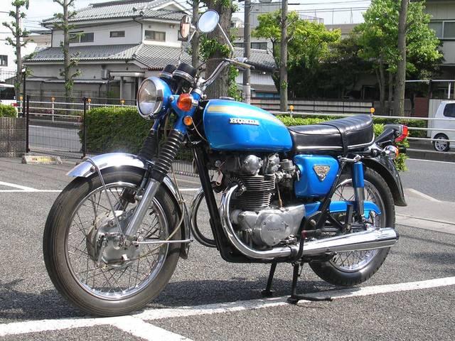 ホンダ CB450エクスポート ノーマル セニアマフラーの画像(東京都