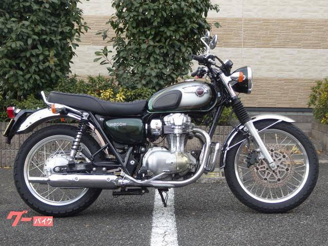 カワサキ W800 純正ビキニカウル BEETアルミバーの画像(東京都