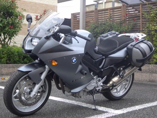 BMW F800ST ETC パニアの画像(東京都