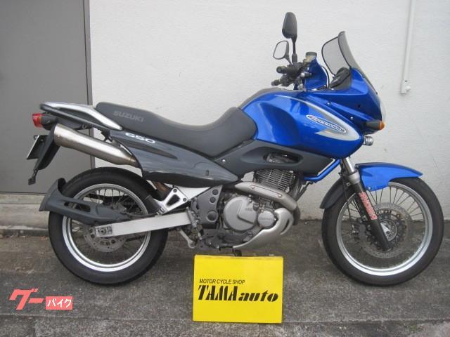 XF650フリーウインド