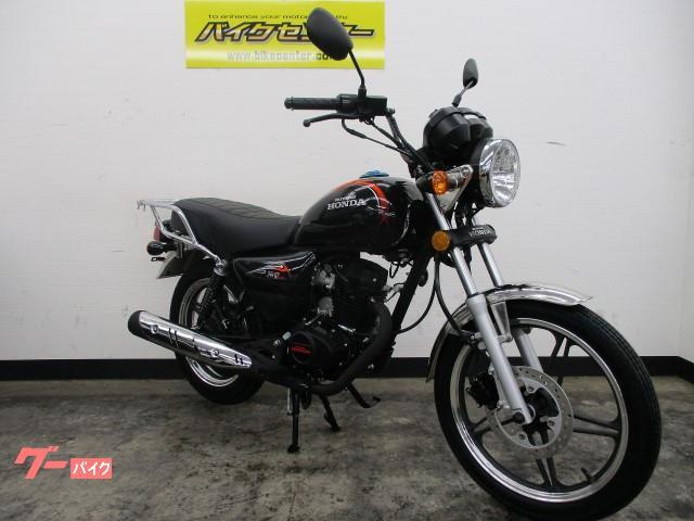 ホンダ LY125Fi 国内未発売モデル ブラックの画像(千葉県