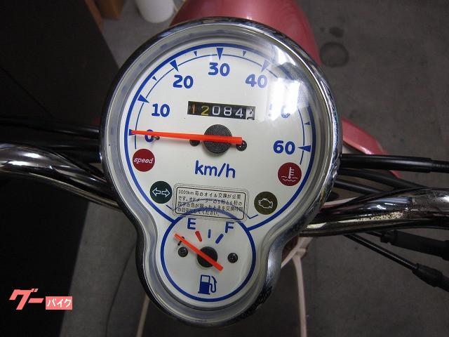 ヤマハ ビーノDX ピンクローズメタリック 2011年式 インジェクション車の画像(千葉県