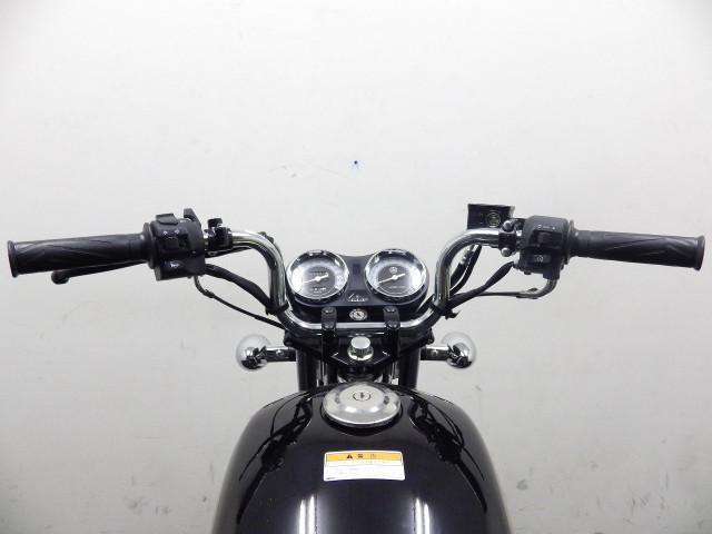 ヤマハ YB125SP 本国仕様 ブラックの画像(千葉県