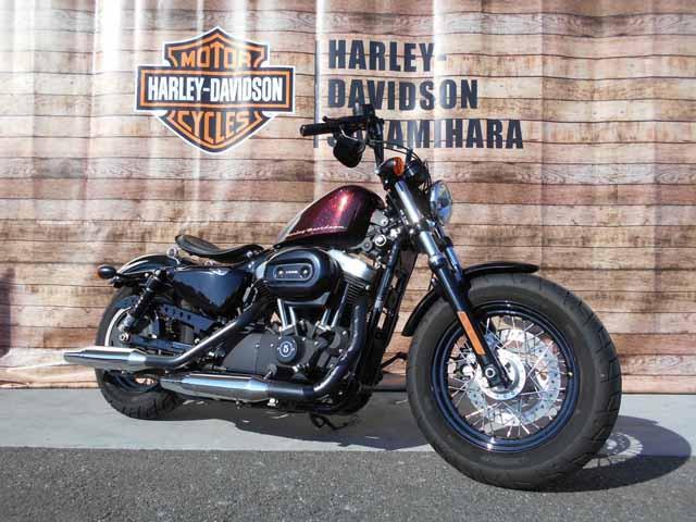 HARLEY-DAVIDSON XL1200X フォーティエイトの画像(神奈川県