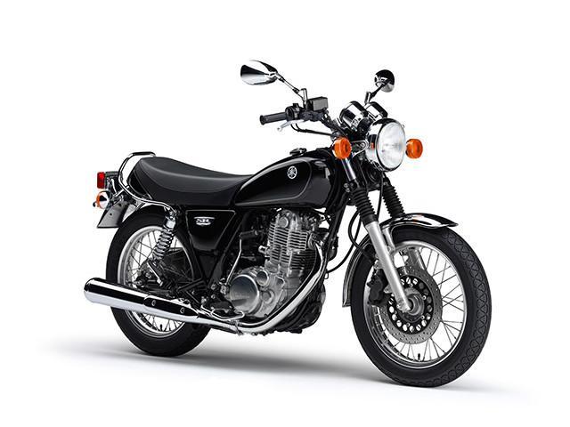 ヤマハ SR400 国内正規・最新モデルの画像(東京都