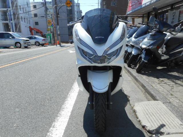 ホンダ PCX 2018年・国内正規・最新モデルの画像(東京都