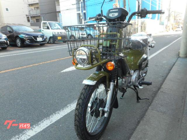 ホンダ クロスカブ110 ローダウン・フルカラーPRO仕様の画像(東京都
