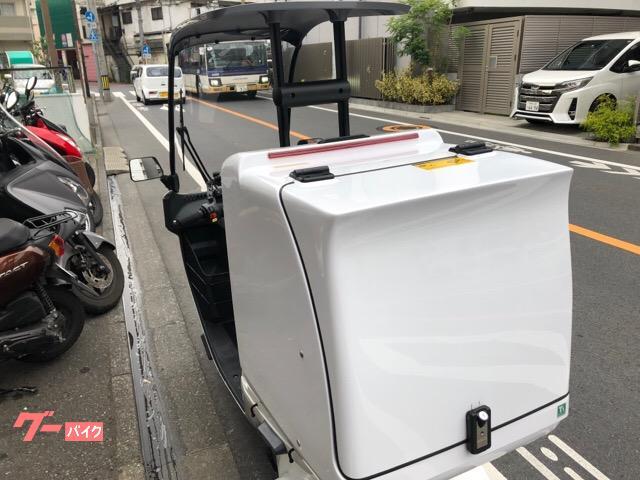 ホンダ ジャイロキャノピー 現行モデル・メーカー保証令和4年8月までの画像(東京都
