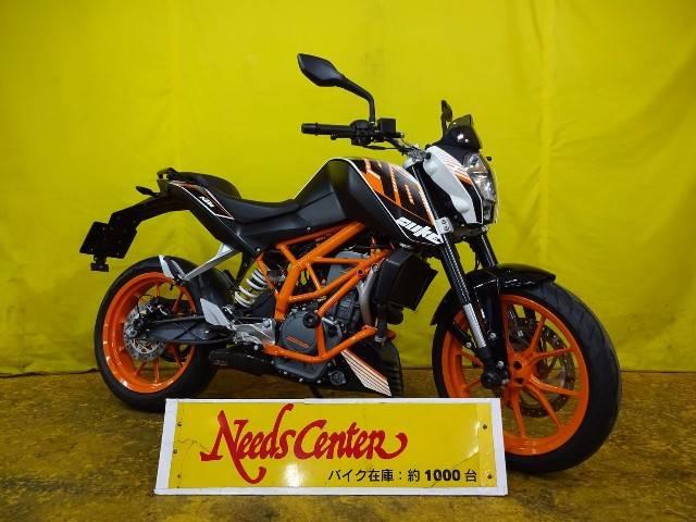KTM 390デューク 1712602の画像(千葉県