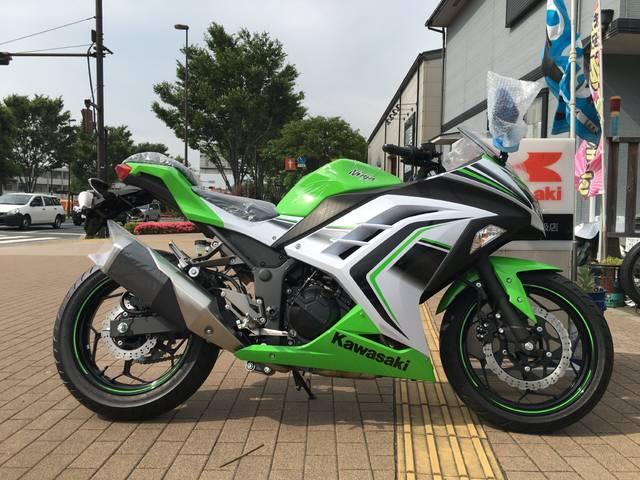 Ninja 250 Special Edition 2016モデル