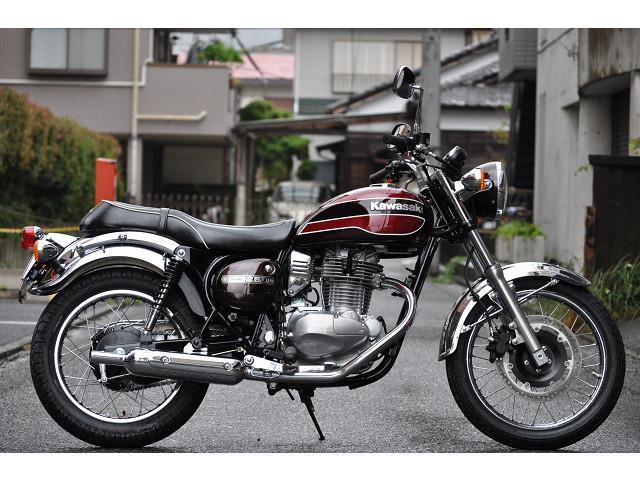 カワサキ エストレヤ '17モデル ファイナルエディションの画像(東京都