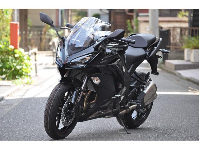 カワサキ Ninja 1000 '18モデルの画像(東京都