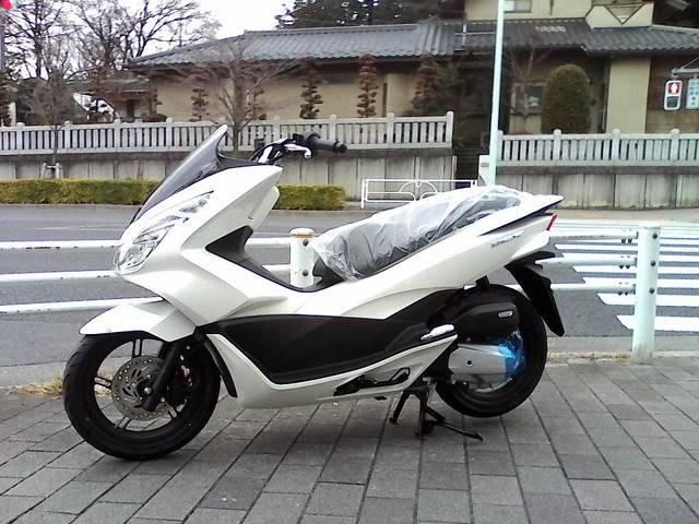 ホンダ PCX '17モデル 日本仕様の画像(東京都
