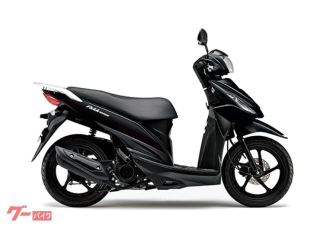 アドレス110 2021年モデル 日本仕様