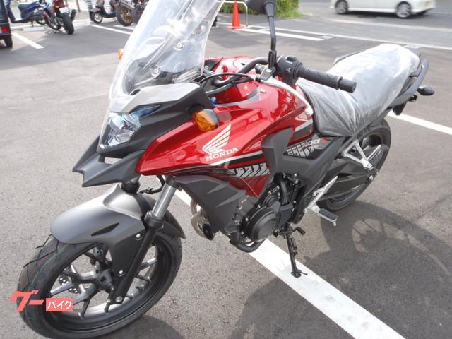 ホンダ 400Xの画像(東京都