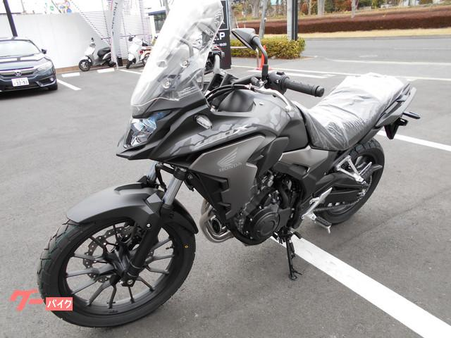 ホンダ 400X フロント19インチの画像(東京都