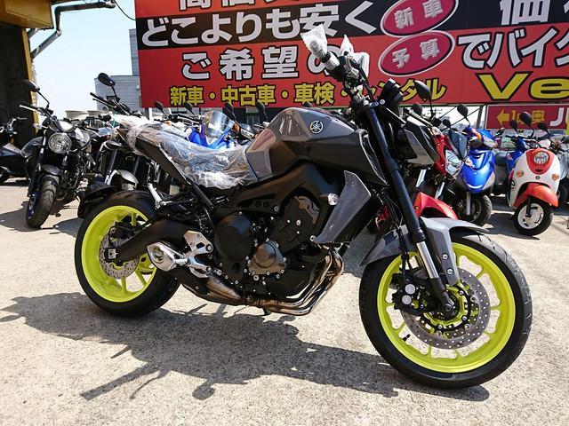 ヤマハ MT-09 ABS ETC 2017年モデルの画像(埼玉県