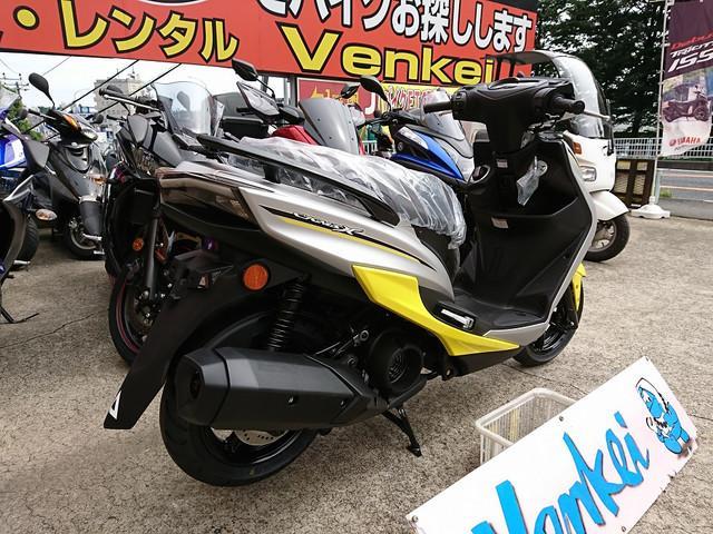 ヤマハ シグナスX SR 2018年モデルの画像(埼玉県