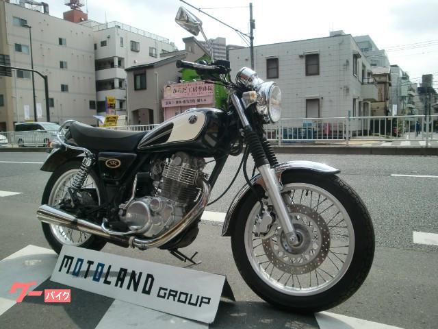 ヤマハ SR400 ディスクの画像(東京都
