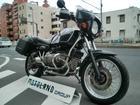 BMW R100R ビキニカウル シティケースの画像(東京都