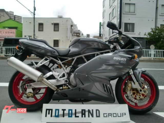 DUCATI SS900 セナカラーの画像(東京都