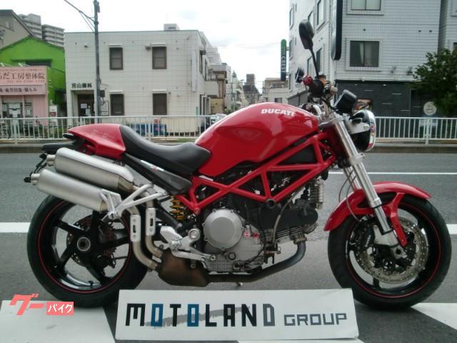 DUCATI モンスターS2R 1000の画像(東京都