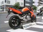 カワサキ ER-6nの画像(東京都