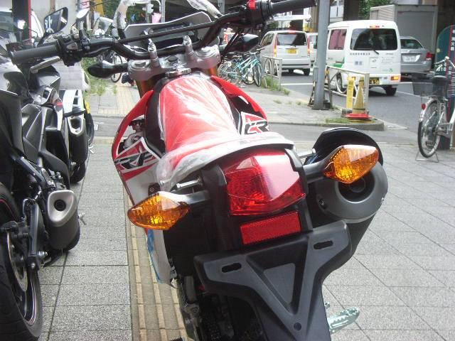 ホンダ CRF250Lの画像(東京都