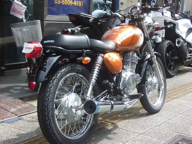 スズキ ST250 Eタイプの画像(東京都