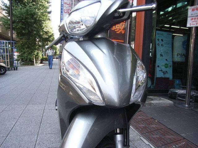 ホンダ Dio110の画像(東京都