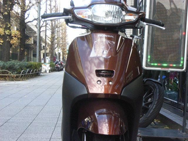 ホンダ タクト・ベーシック 最新モデルの画像(東京都