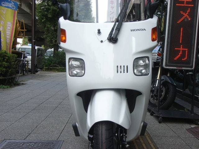 ホンダ ジャイロキャノピー ミニカー登録車の画像(東京都
